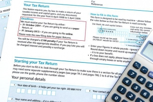 Self-Assessment tax return services for sole traders